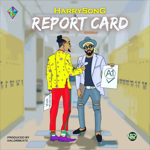 Photo of New AUDIO: Harrysong – Report Card