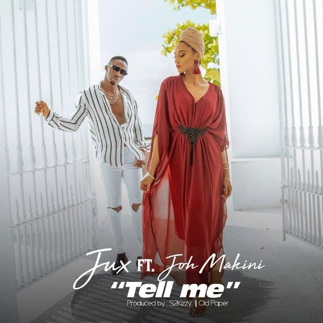 Photo of New AUDIO:  Jux Ft. Joh Makini – Tell Me | Download