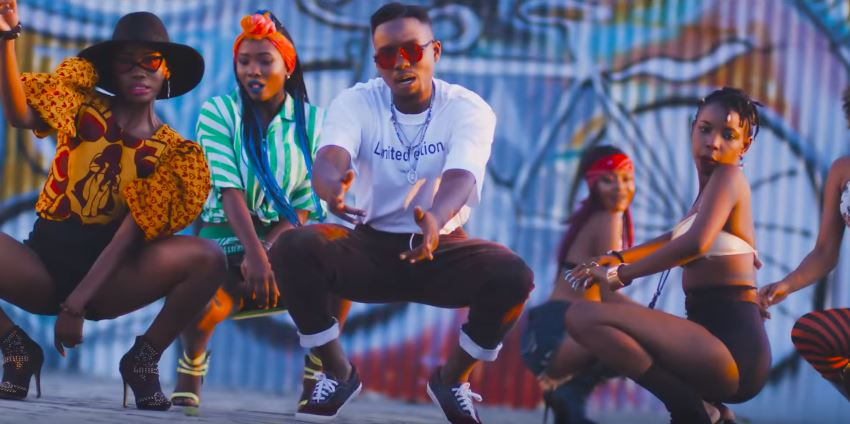 Photo of New VIDEO: G Nako Ft. Naphie – Tingisha