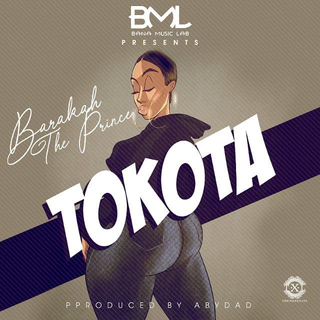 Photo of New AUDIO: Barakah The Prince – Tokota | Download