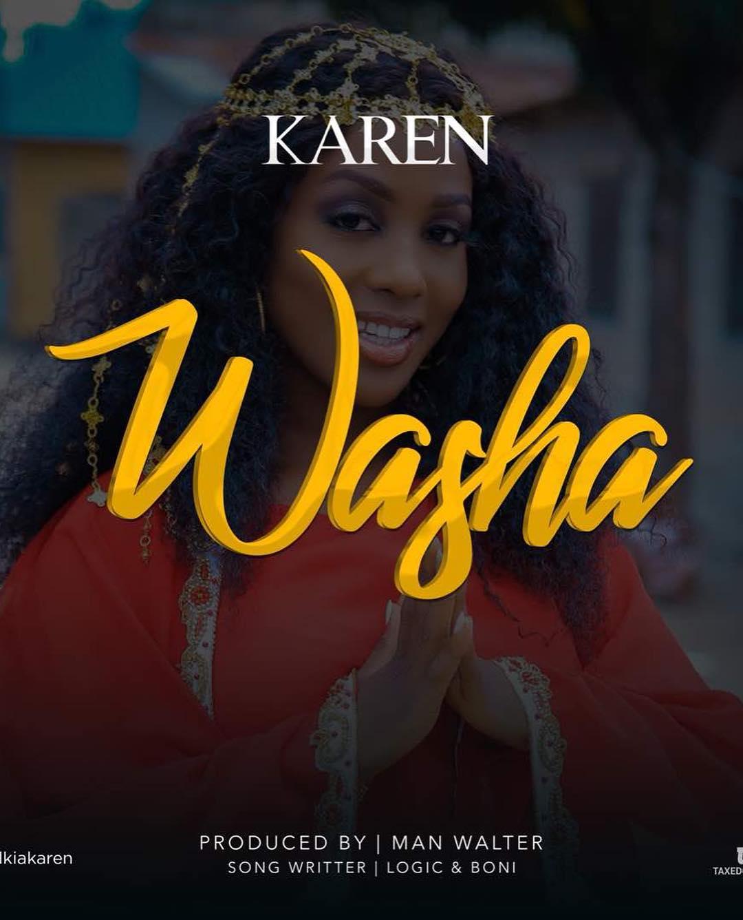 New AUDIO: Karen - Washa