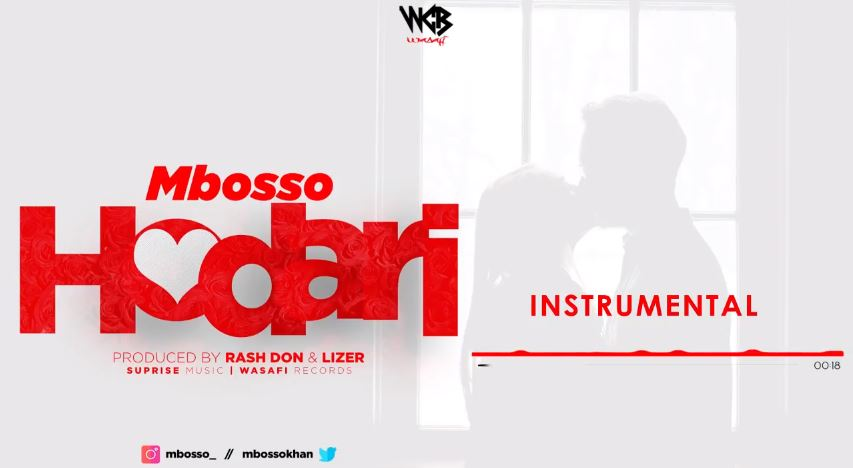 Photo of INSTRUMENTAL | Mbosso – Hodari (BEAT) | DOWNLOAD