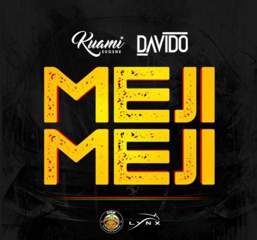 Photo of New AUDIO | Davido X Kuami Eugene – Meji Meji
