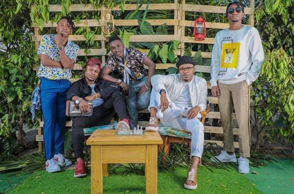 Photo of New VIDEO: ALIKIBA X Abdukiba X Cheed X K2ga X Killy – Mwambie Sina