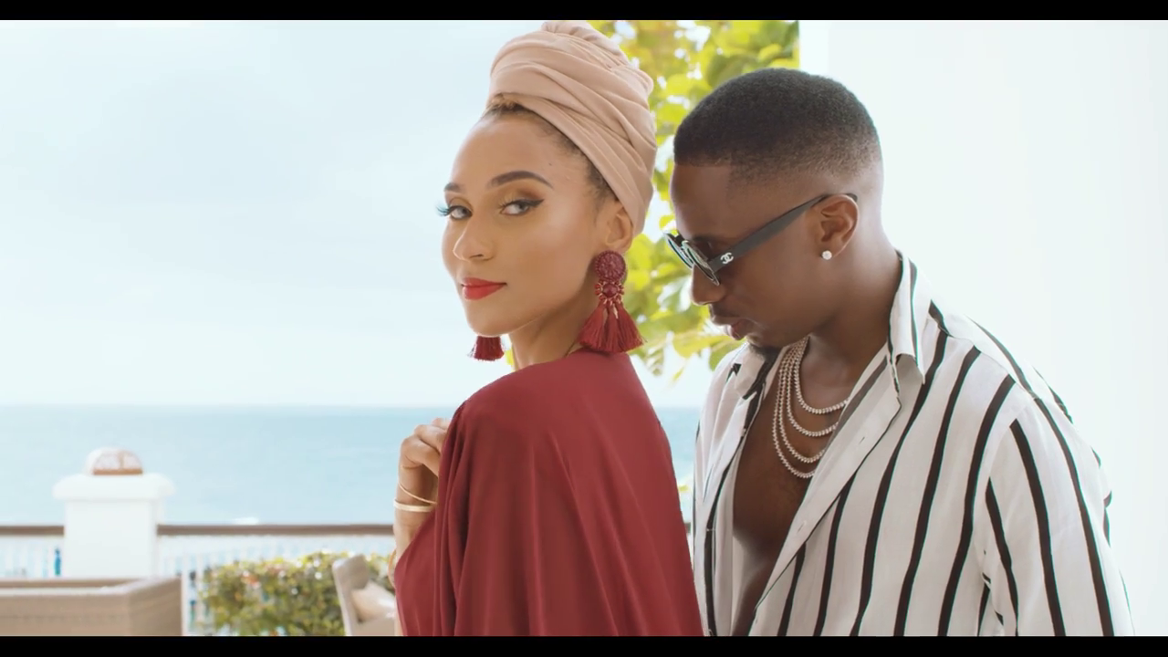 Photo of New VIDEO:  Jux Ft. Joh Makini – Tell Me