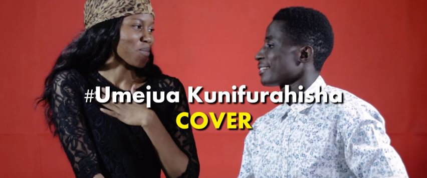 Photo of New AUDIO & VIDEO:  Bosco Tones X Nancy –  Umejua Kunifurahisha Cover