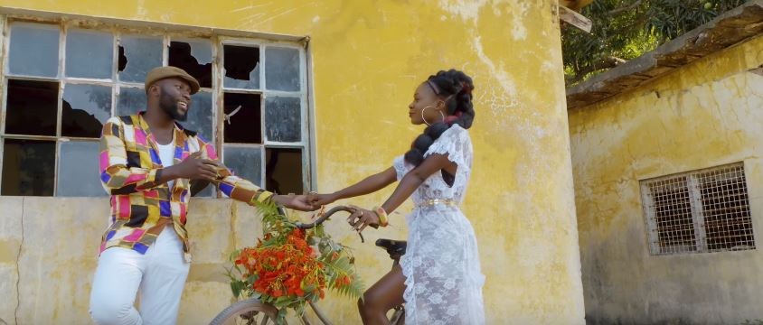 Photo of New VIDEO: Mwasiti Ft Roma – Fall in love