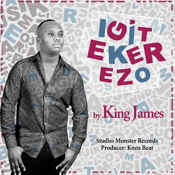 Photo of New AUDIO | King James – Igitekerezo | DOWNLOAD