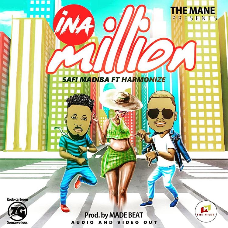 Photo of New AUDIO:  Safi Madiba ft Harmonize – Ina Million | DOWNLOAD