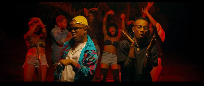 Photo of New VIDEO: Billnass x Whozu – Kwa leo