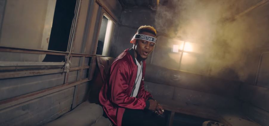 Photo of New VIDEO: Msami – LINGOMA