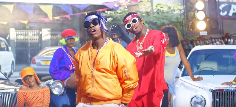 Photo of New VIDEO: Rayvanny Ft Diamond Platnumz – Mwanza
