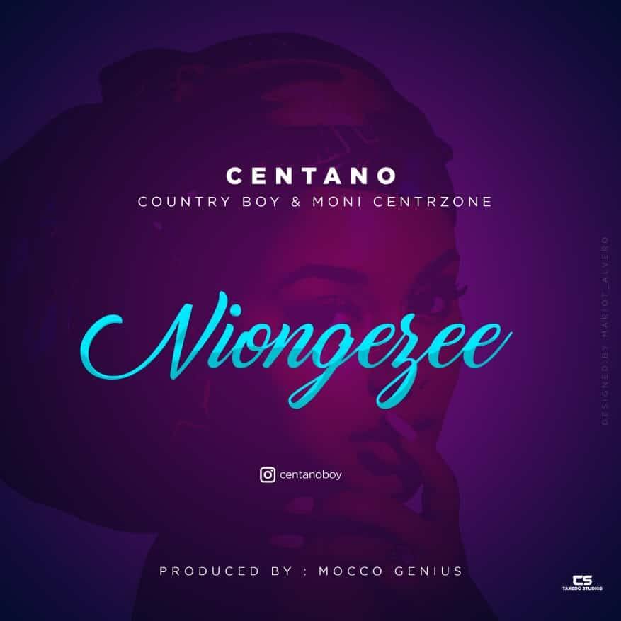 Photo of New AUDIO: Centano ft. Country Boy & Moni Centrozone – Niongezee | Download