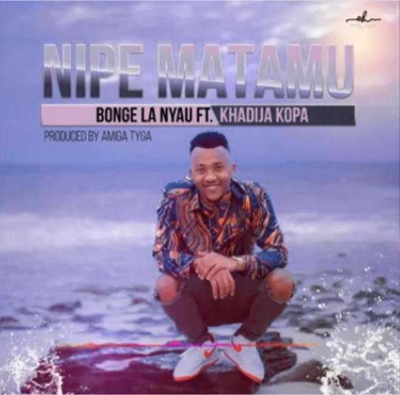 Photo of New AUDIO: Bonge Lanyau Ft Khadija Kopa – Nipe Matamu | Download