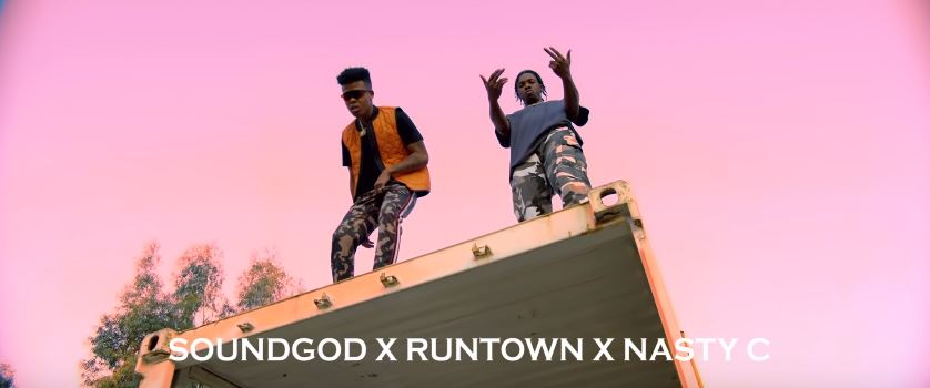 Photo of New VIDEO: Runtown & Nasty C – No Permission
