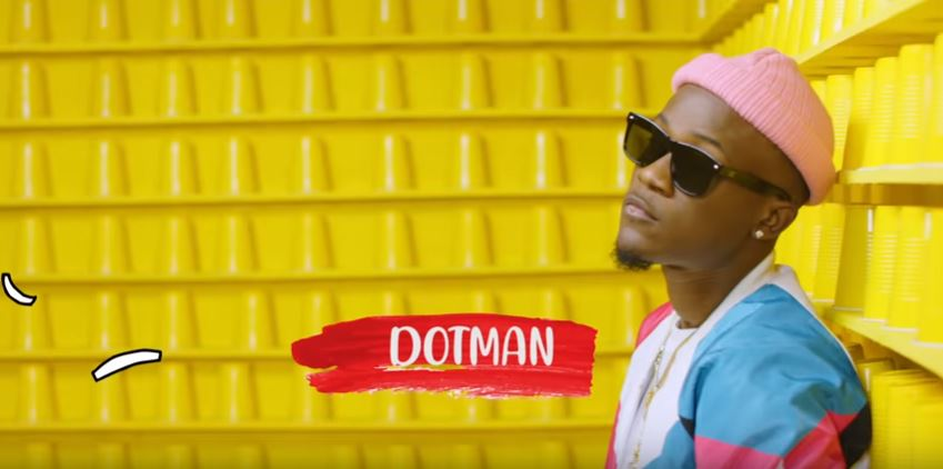 Photo of New VIDEO: DJ Spinall ft Dotman – Omoge