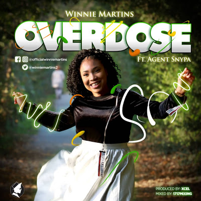Photo of New AUDIO | Winnie Martins Ft Agent Snypa – Overdose | DOWNLOAD