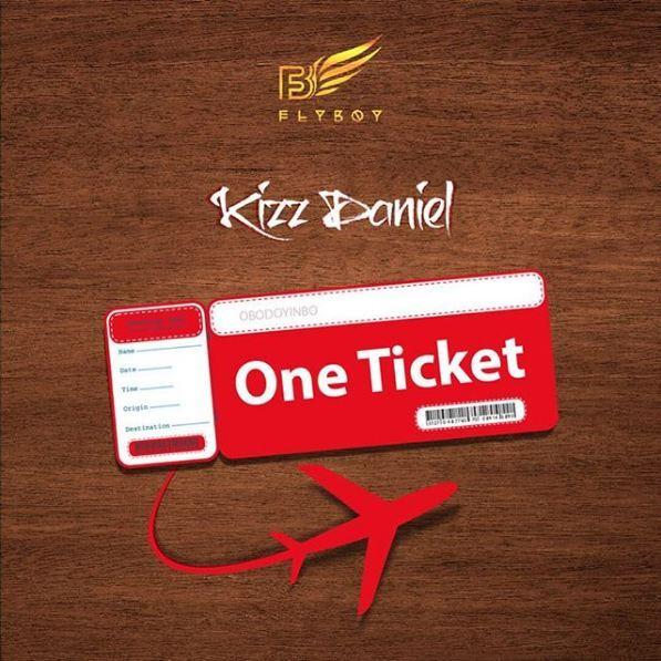 Photo of New AUDIO: Kizz Daniel ft. Davido – One Ticket