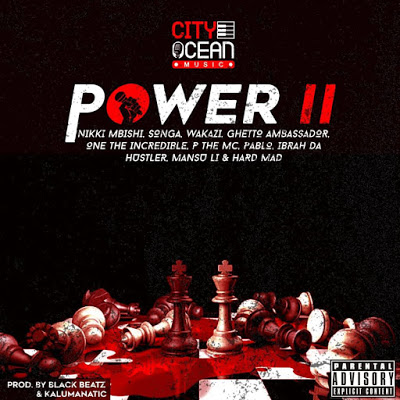 Photo of New AUDIO |  SONGA Ft. Nikkimbishi, wakazi, ghettoambassador, onetheincredible, pmawenge, freshlikeuhhhh, ibra_da, hustla, mansu li, & hardmad, kidume, mkush  – POWER II | DOWNLOAD