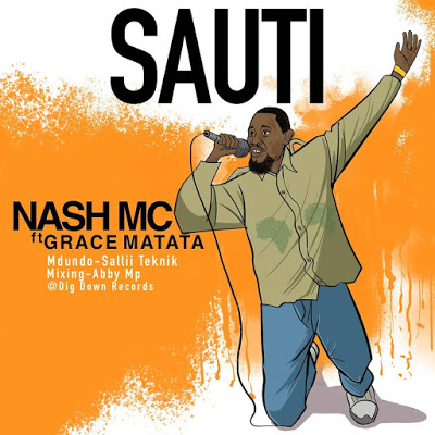 Photo of New AUDIO | Nash MC Ft. Grace Matata – SAUTI | DOWNLOAD