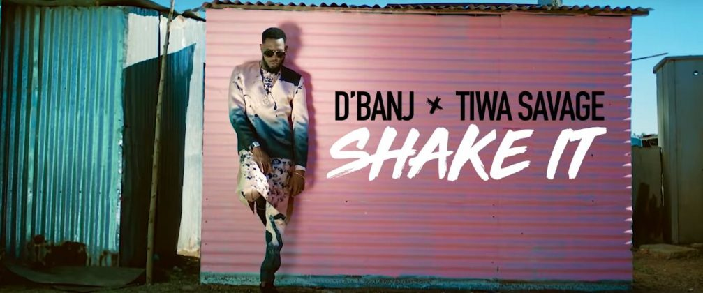 Photo of New VIDEO: D'Banj ft Tiwa Savage – Shake It