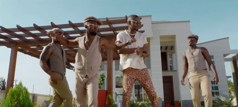 Photo of New VIDEO: Ben Pol ft. The Mafik – Sio Mbaya