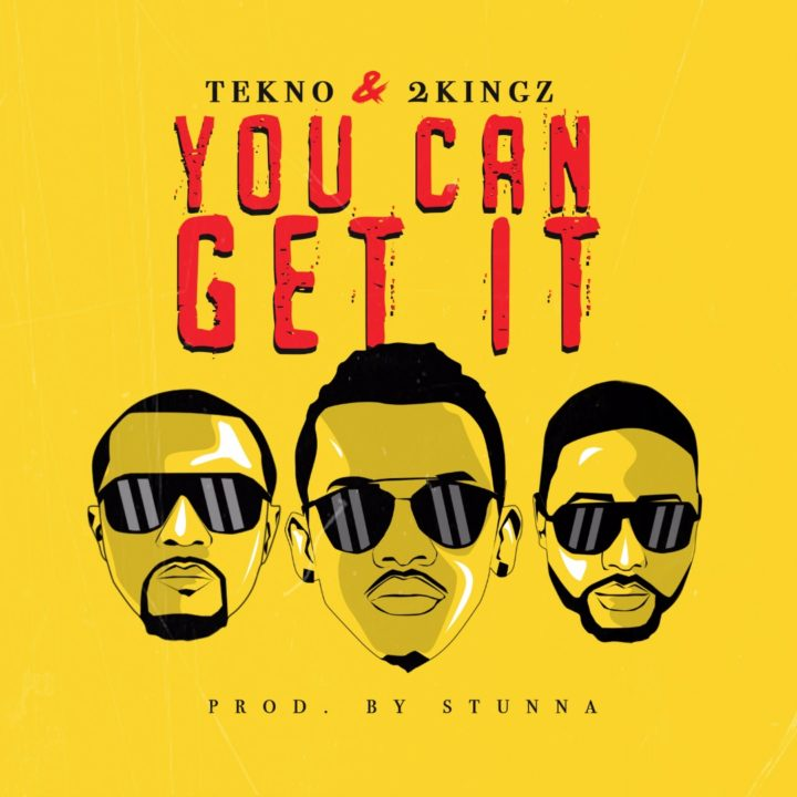 Photo of New AUDIO | Tekno ft 2Kingz – You Can Get It