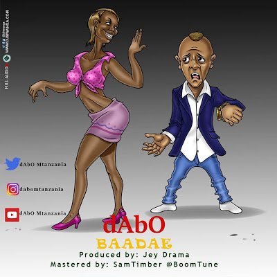 Photo of New AUDIO: Dabo – Baadae | Download