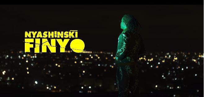 Photo of New VIDEO: Nyashinski – Finyo