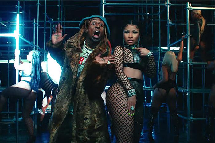 Photo of New VIDEO: Nicki Minaj ft. Lil Wayne – Good Form