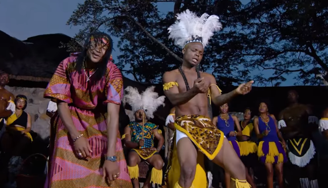 Photo of New VIDEO: Jah Prayzah X Harmonize – Ndoenda Newe