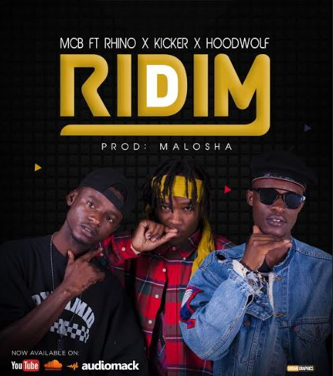Photo of New AUDIO | MCB ft. Rhino, Kicker & HoodWolf – Ridim | DOWNLOAD