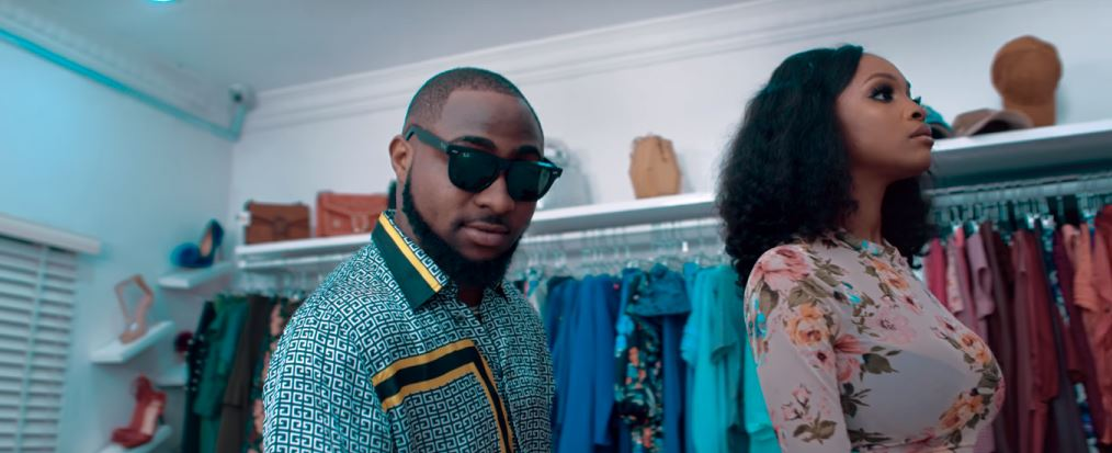 Photo of New VIDEO: DJ ECool ft Davido & Peruzzi – 4U