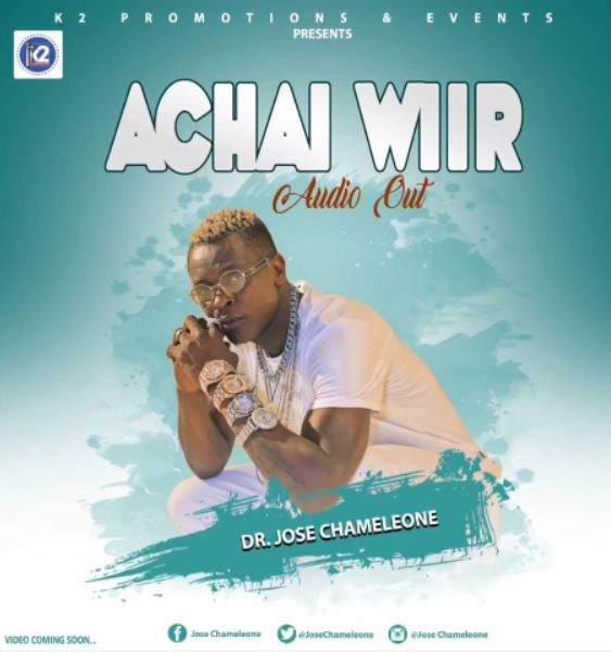 Photo of New AUDIO: Jose Chameleone – ACHAI WIIR | Download