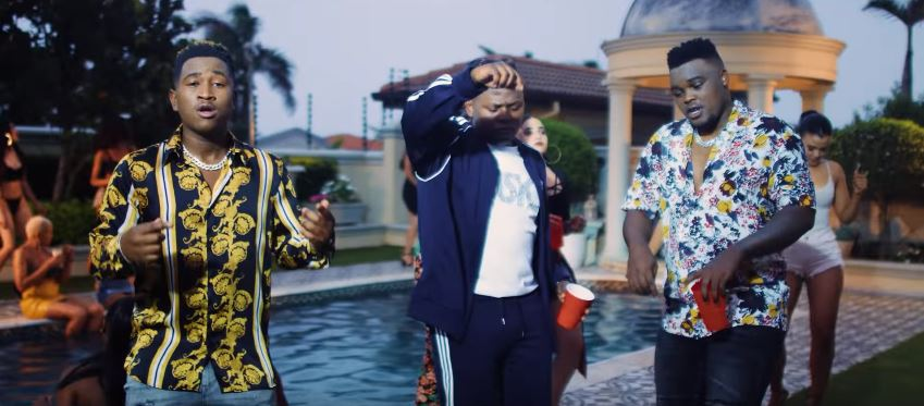 Photo of New VIDEO: Distruction Boyz ft. Kdot & DJ Tira – Amaxoki