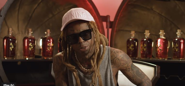 Photo of New VIDEO: Lil Wayne – The Bumbu Room (Episode 1)