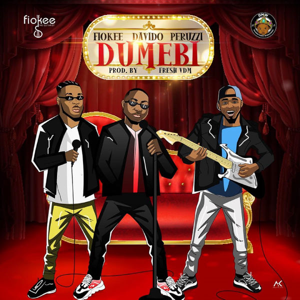 Photo of New AUDIO:  Fiokee ft Davido & Peruzzi – Dumebi | DOWNLOAD