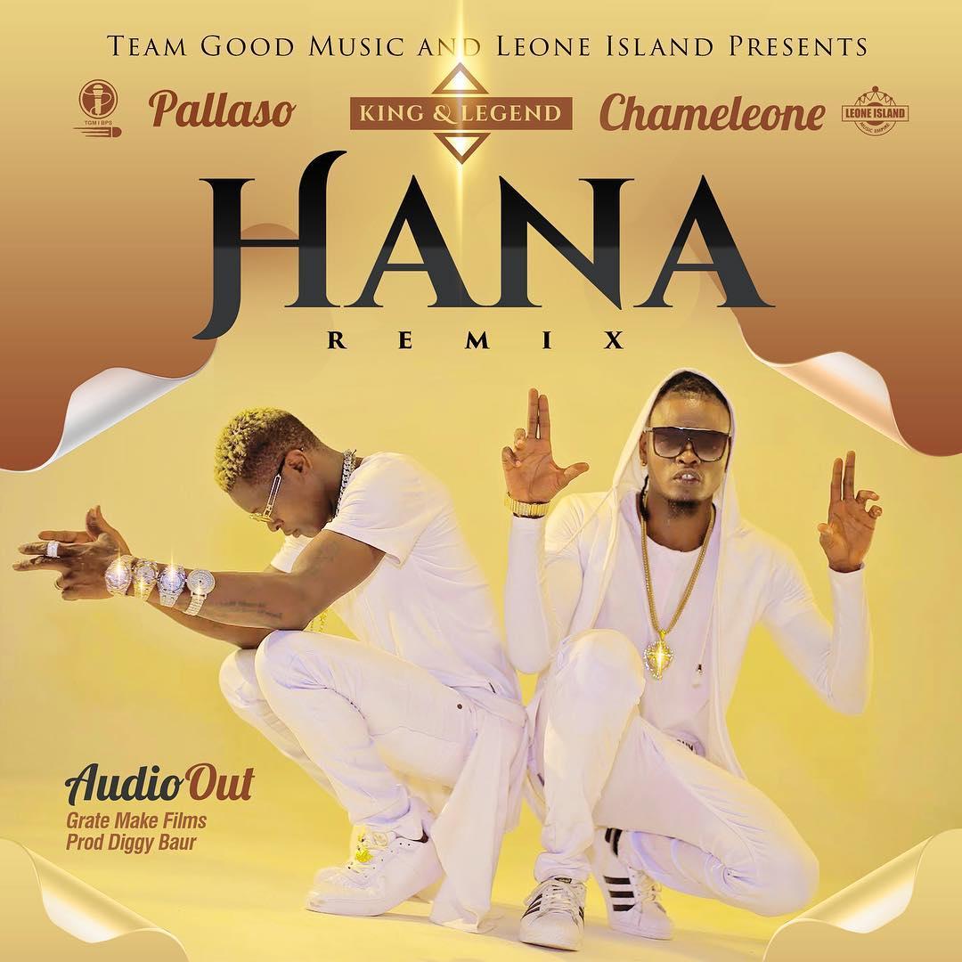 Photo of New AUDIO: Pallaso ft Chameleone – Hana Remix | DOWNLOAD