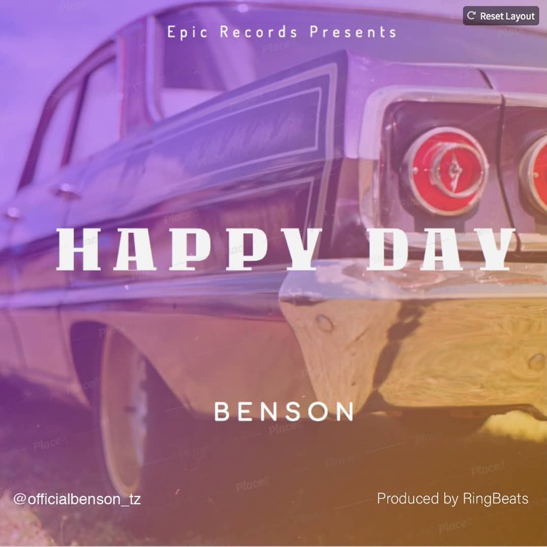Photo of New AUDIO: Benson – Happy Day | DOWNLOAD