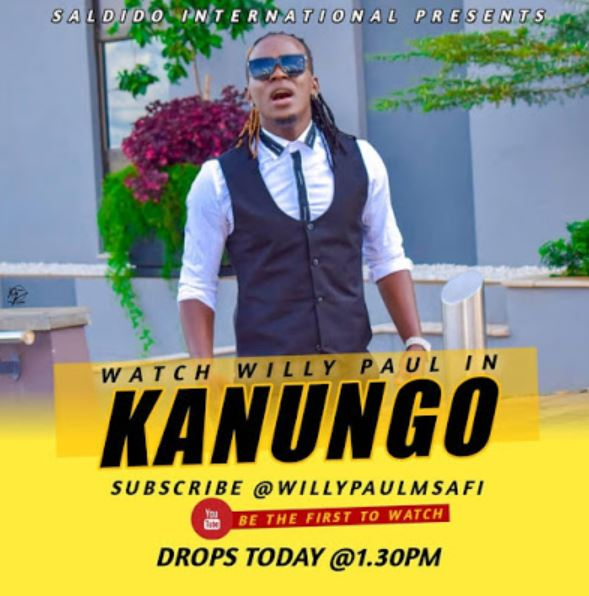 Photo of New AUDIO: Willy Paul – Kanungo | Download