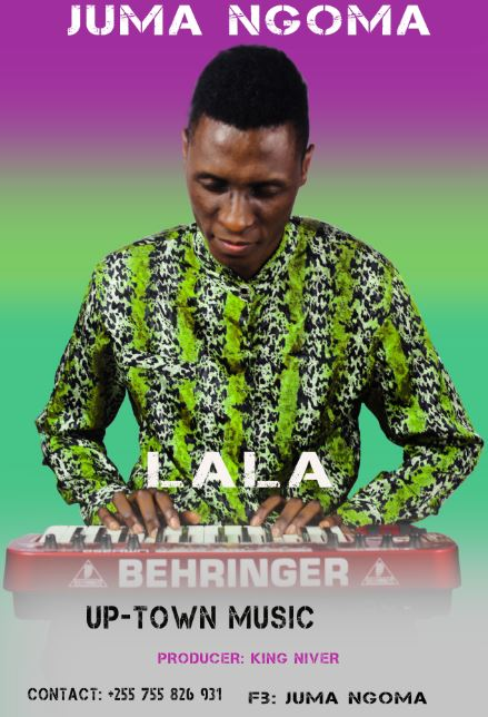 Photo of New AUDIO: Juma Ngoma – Lala | Download