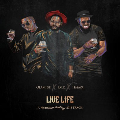 Photo of New AUDIO: Olamide ft Falz & Timaya – Live Life | DOWNLOAD