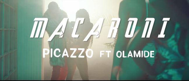 Photo of New VIDEO: Picazzo ft Olamide – Macaroni