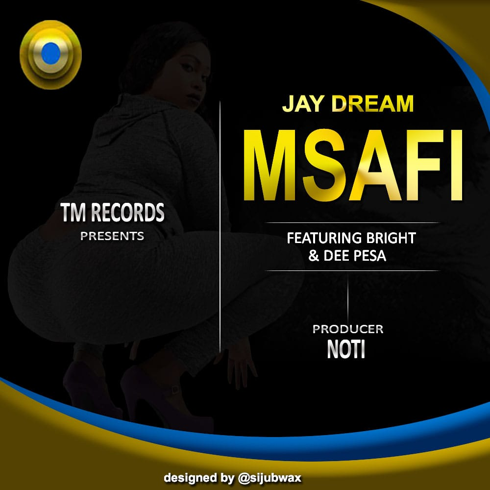 Photo of New AUDIO: Jay Dream ft Bright & Dee Pesa – MSAFI | Download