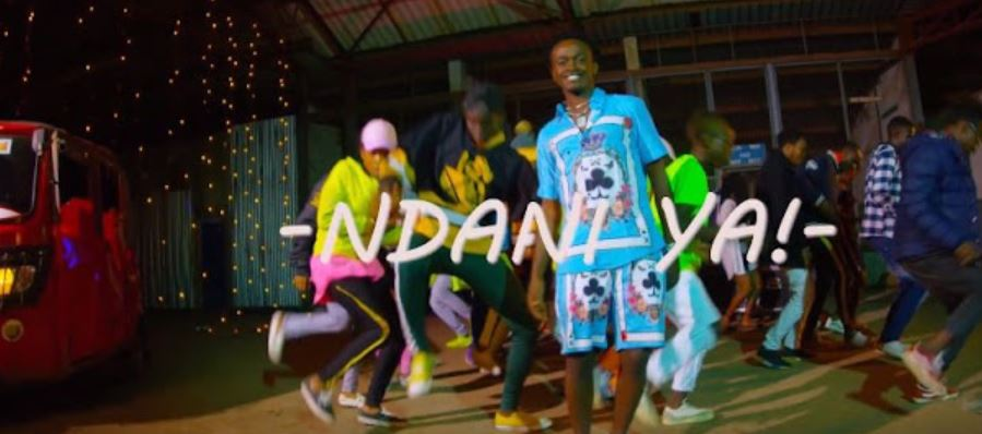 Photo of New VIDEO: Bahati – Ndani Ya