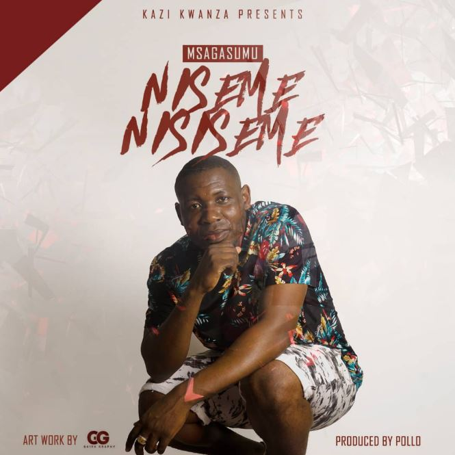 Photo of New AUDIO: Msaga Sumu – Niseme NisiSeme | Download