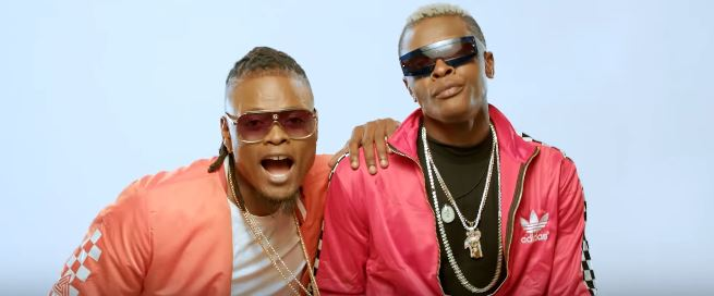 Photo of New VIDEO: Pallaso ft Chameleone – Hana Remix