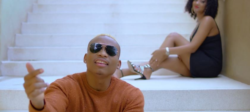 Photo of New VIDEO: Otile Brown – SAMANTHA