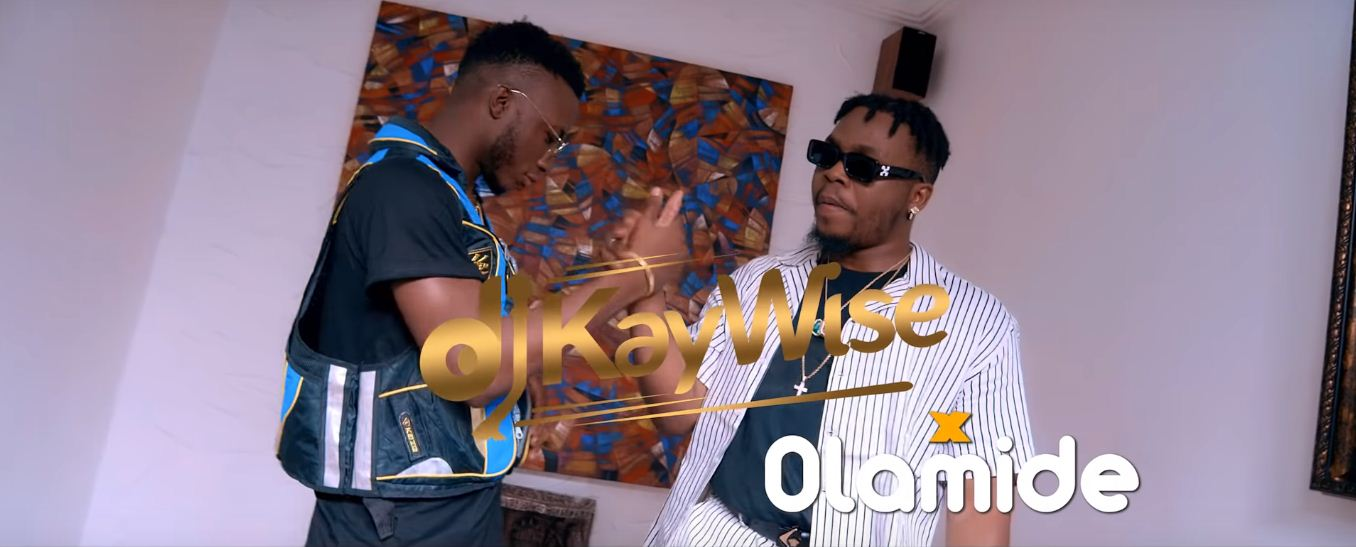 Photo of New VIDEO: Dj Kaywise Ft Olamide – See Mary See Jesus