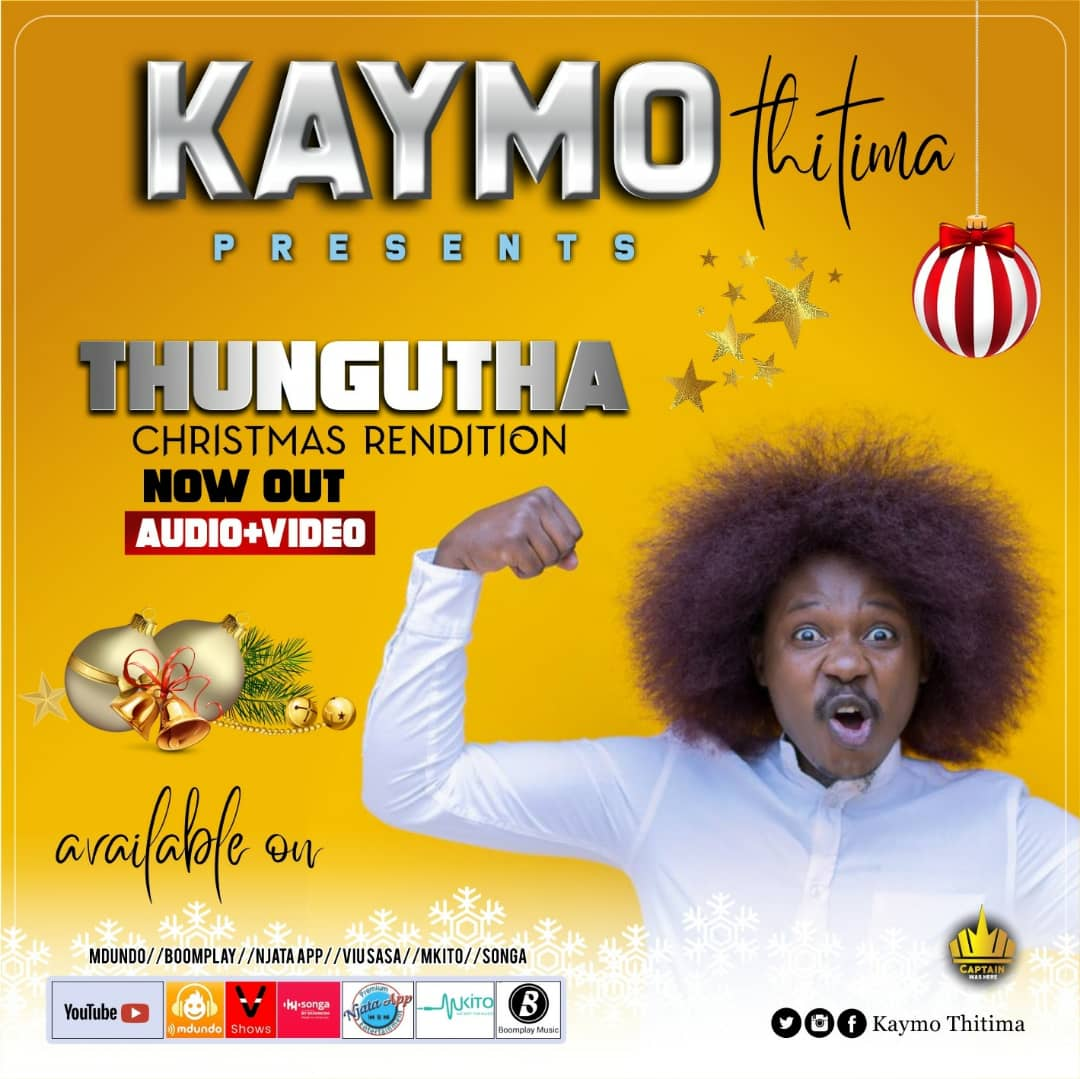 Photo of New VIDEO: Kaymo Thitima – Thungutha Christmas Rendition
